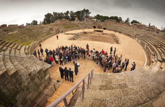 anfiteatro 1 - Anfiteatro Romano
