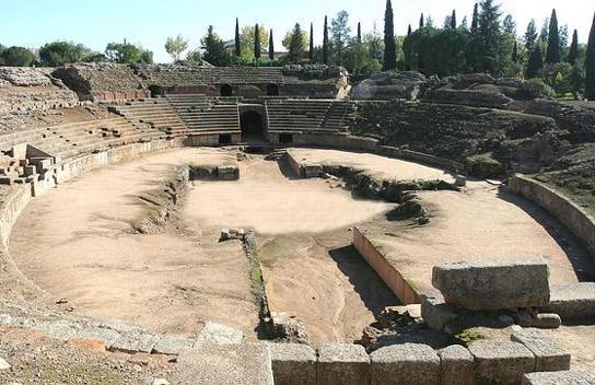 anfiteatro 2 1 - Anfiteatro Romano