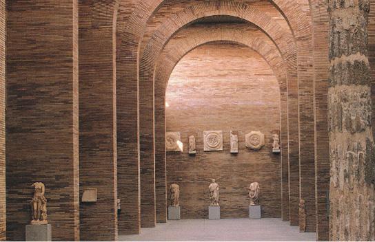 museo nacional merida 1 - Museo Nacional de arte romano