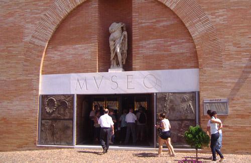 museo nacional merida 2 1 - Museo Nacional de arte romano