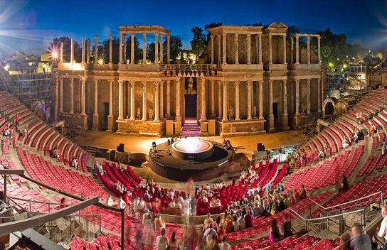 teatro romano 1 - Teatro Romano